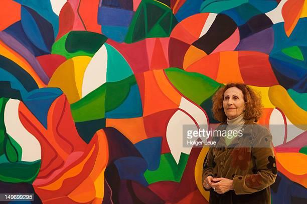 Artist Barbara Weil from Studio Weil Art Gallery.