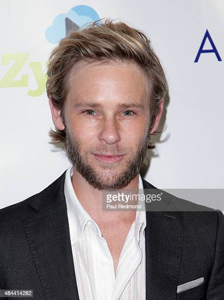 Artist Bryan Fox attends the Hollyshorts 11th Annual Opening Night Celebration at TCL Chinese 6 Theatres on August 13, 2015 in Hollywood, California.