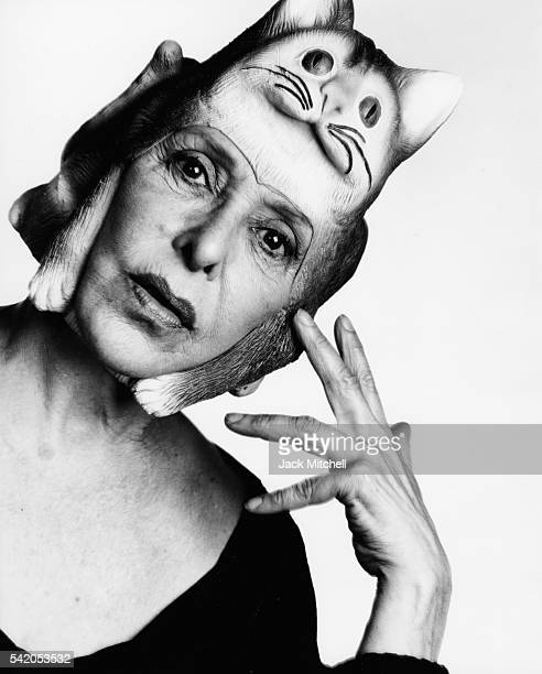 Artist Carolee Schneemann 2004 Photo by Jack Mitchell/Getty Images