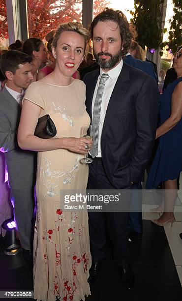 Artist Craig Wylie attends the Future Dreams Midsummer Night Party at SushiSamba on June 30 2015 in London England