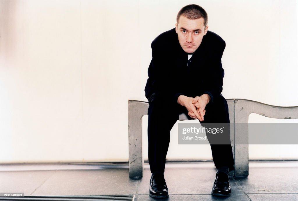 Damien Hirst, Julian Broad Portrait Archive. : News Photo