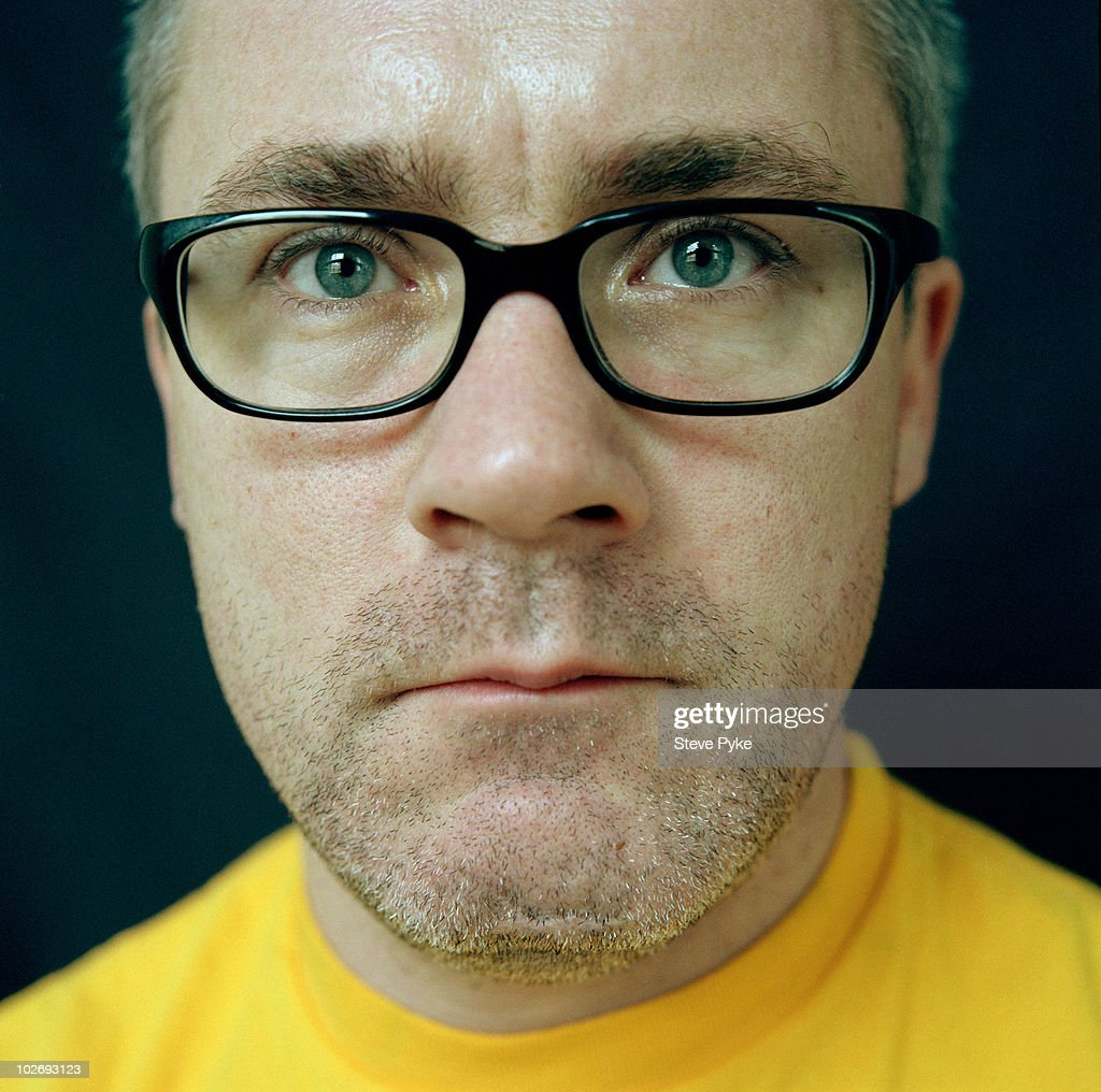 Damien Hirst, January 01, 2003.   : News Photo