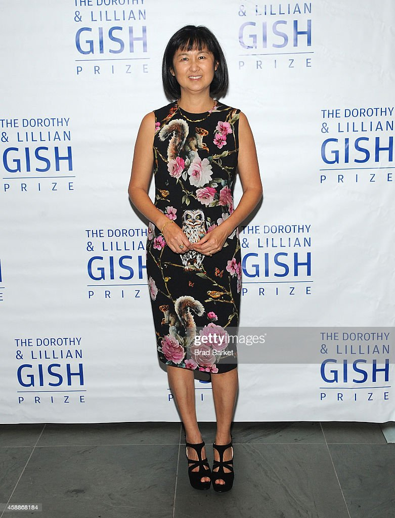 Artist, Designer and Environmentalist Maya Lin attends the 21st Annual Dorothy And Lillian Gish Prize at Museum of Modern Art on November 12, 2014 in New York City.