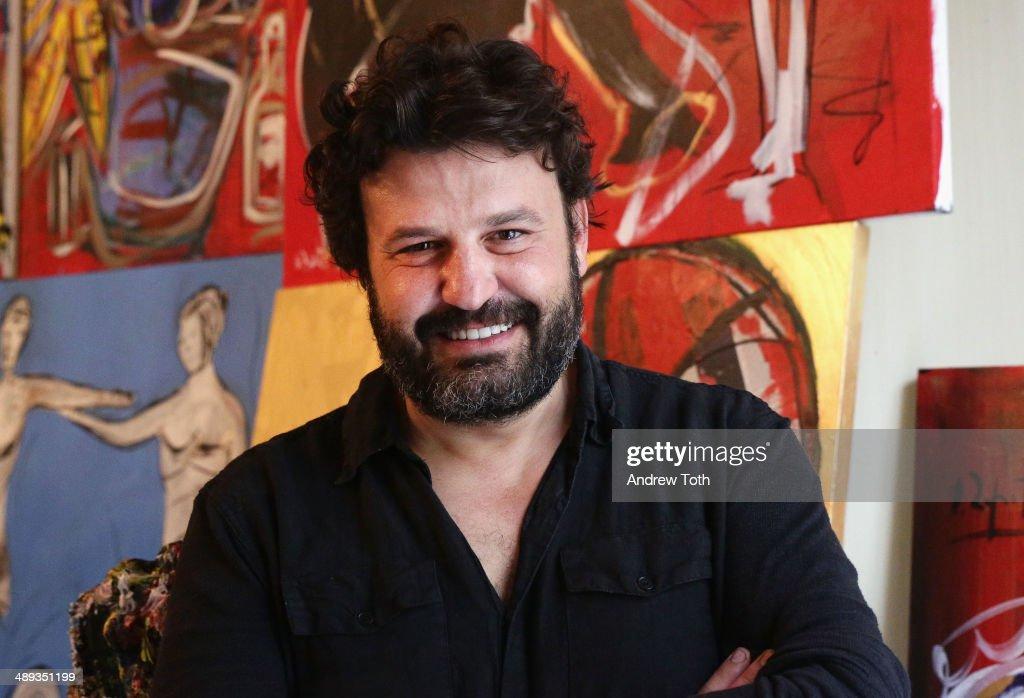 Domingo Zapata Redefining Studio Cocktail Party
