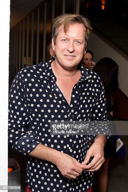 Artist Doug Aitken attends the Hammer Museum's 12th annual Gala in the Garden with generous support from Bottega Veneta at the Hammer Museum on...