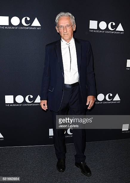 Artist Ed Ruscha attends the 2016 MOCA Gala at The Geffen Contemporary at MOCA on May 14, 2016 in Los Angeles, California.