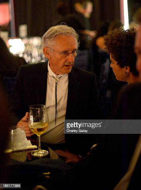 Artist Ed Ruscha attends the Wallis Annenberg Center for the Performing Arts Inaugural Gala presented by Salvatore Ferragamo at the Wallis Annenberg...