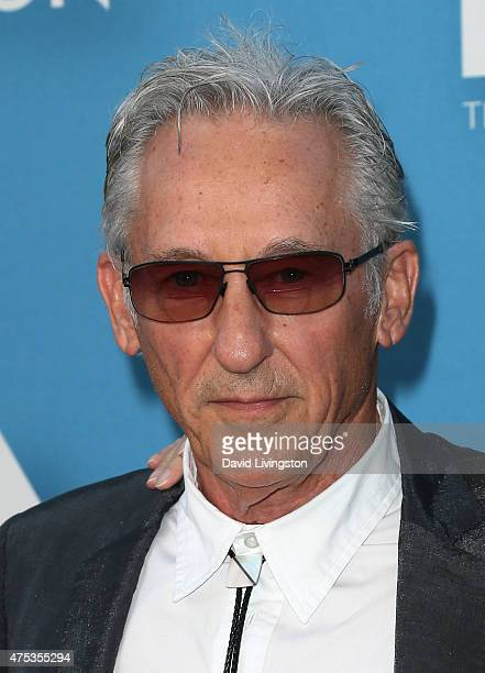 Artist Edward Ruscha attends the MOCA Gala 2015 presented by Louis Vuitton at The Geffen Contemporary at MOCA on May 30, 2015 in Los Angeles,...