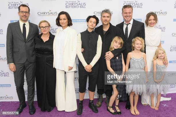 Artist Eric White Actor Patricia Arquette Honoree Rosetta Getty June Getty Honoree Balthazar Getty Violet Getty Actor Eric Dane Billie Beatrice Dane...