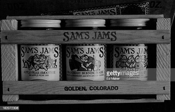 NOV 7 1979 Artist for Sam's jams labels is Doug Taylor of New York with whom Siegel went to school Siegel descried the Kewpie doll like figures on...