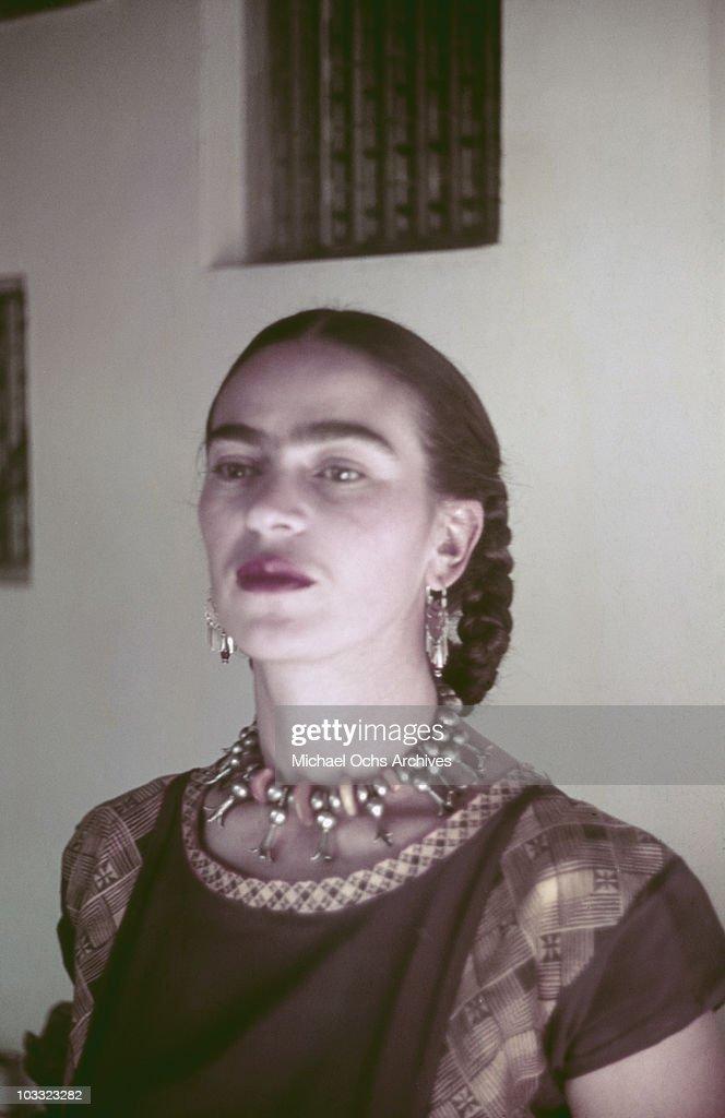 Frida Kahlo : Nachrichtenfoto