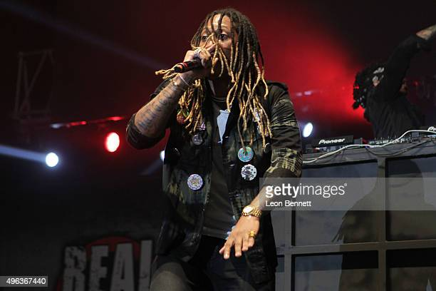 Artist Future performed at the REAL 923's 'The Real Show' at The Forum on November 8 2015 in Inglewood California