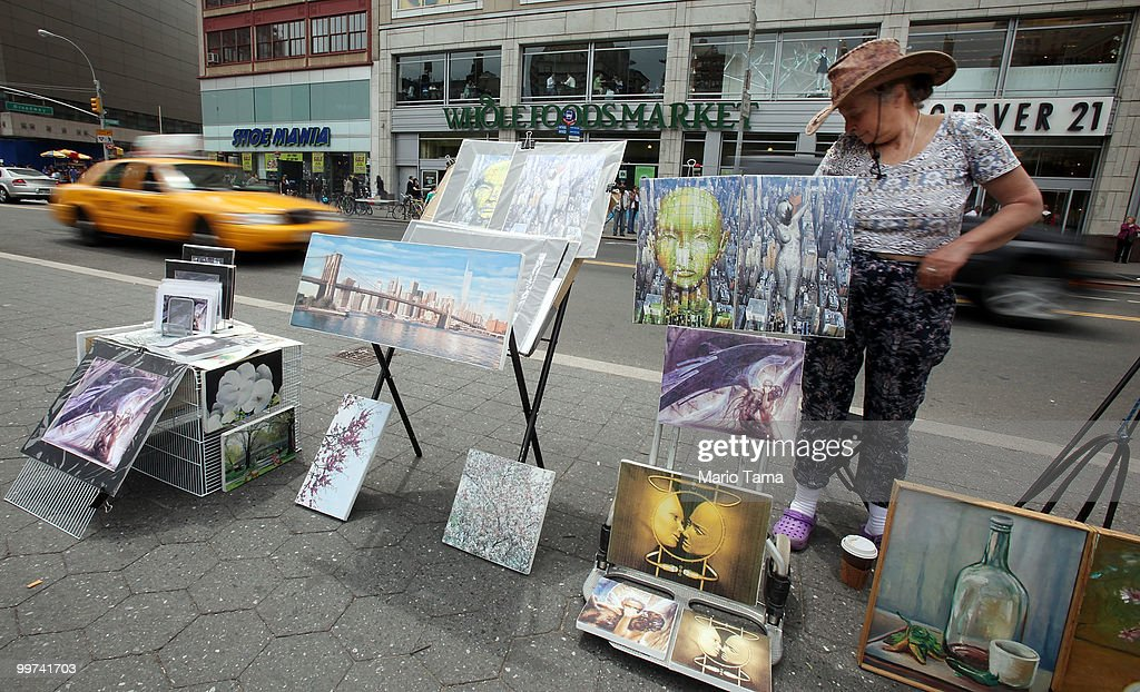 New York City Seeks To Limit Art Vendors In Public Parks
