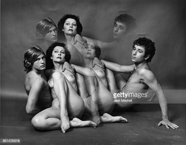 Artist Isabelle Collin Dufresne Warhol Superstar Ultra Violet April 1971