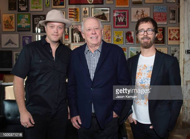 American politician and businessman Phil Bredesen is seen onstage at Marathon Music Works on August 20 2018 in Nashville Tennessee