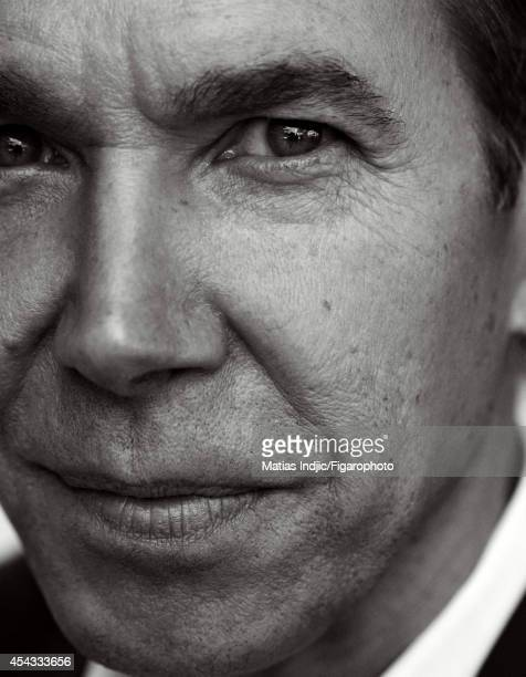 110095025 Artist Jeff Koons is photographed for Madame Figaro on July 10 2014 in Paris France PUBLISHED IMAGE CREDIT MUST READ Matias...