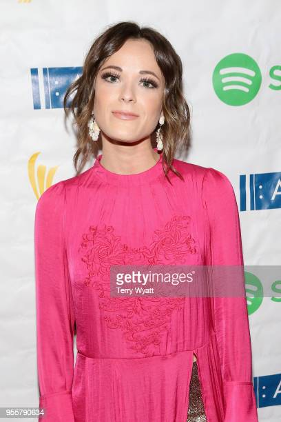 Artist Jillian Jacqueline attends the 3rd Annual AIMP Awards at Ryman Auditorium on May 7 2018 in Nashville Tennessee