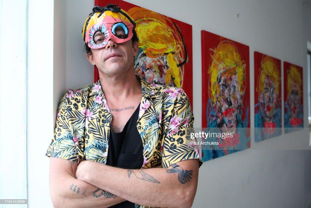 "CA: John Paul Fauves Celebrates His New Solo Art Exhibition ""Alts iz Farloyrn"" (All is Lost)"