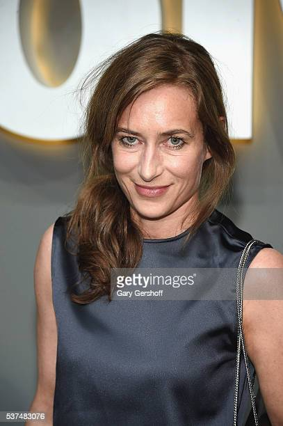 Artist Josephine Meckseper attends the 2016 Museum of Modern Art Party in the Garden at Museum of Modern Art on June 1, 2016 in New York City.