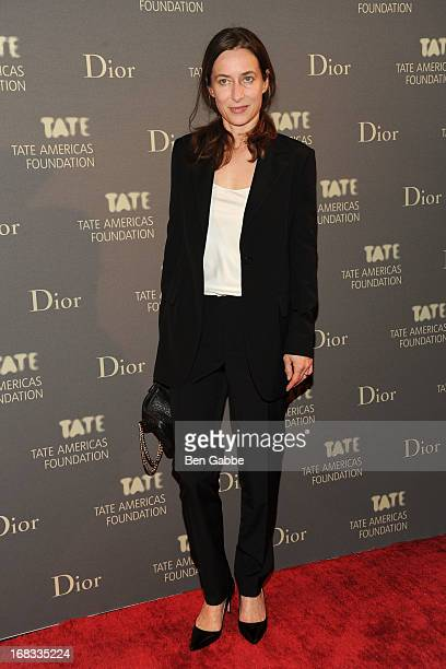 Artist Josephine Meckseper attends the Tate Americas Foundation Artists Dinner at Skylight at Moynihan Station on May 8, 2013 in New York City.