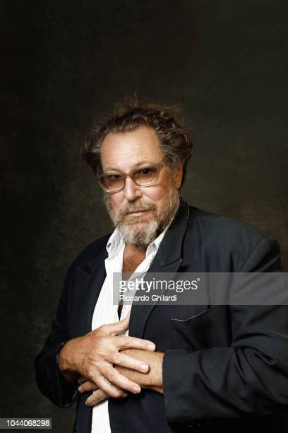 Artist Julian Schnabel is photographed for Self Assignment on September 2018 in Venice Italy