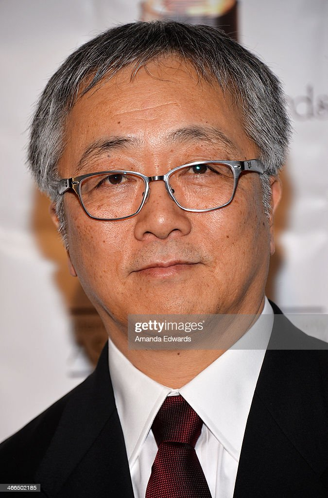 Artist Katsuhiro Otomo arrives at the 41st Annual Annie Awards at Royce Hall, UCLA on February 1, 2014 in Westwood, California.