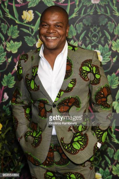 Artist Kehinde Wiley attends the Planned Parenthood's 2018 Spring Into Action Gala at Spring Studios on May 1 2018 in New York City