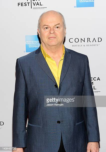 Artist Kim Keever attends the Tribeca Film Festival Awards party at Conrad New York on April 26 2012 in New York City