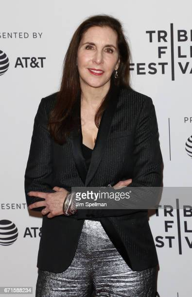 Artist Laurie Simmons attends the My Art screening during the 2017 Tribeca Film Festival at Cinepolis Chelsea on April 22 2017 in New York City