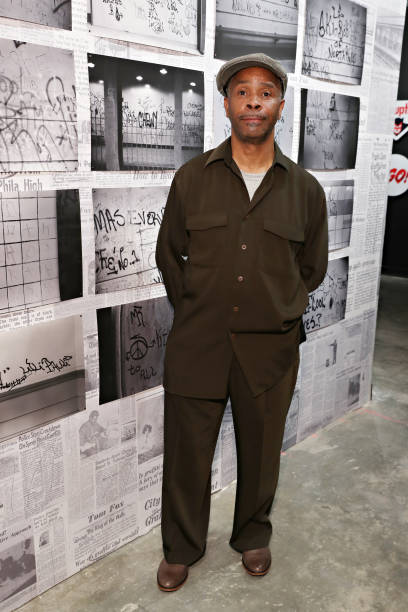 NY: Roger Gastman And LL COOL J Host BEYOND THE STREETS Opening Night At 25 Kent