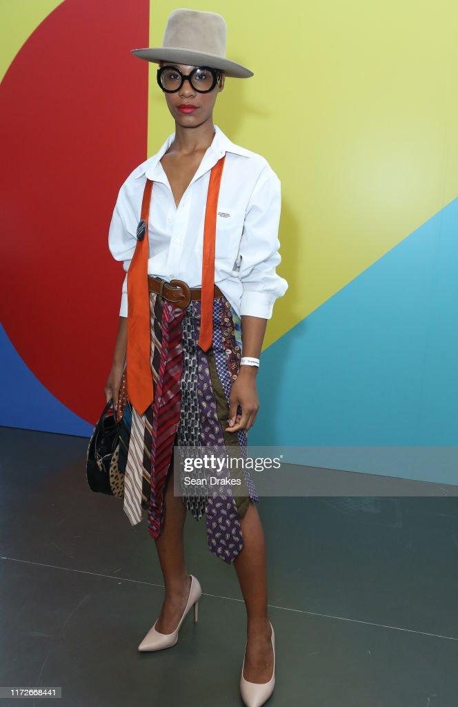 Essence Fashion House - NYC 2019 : News Photo