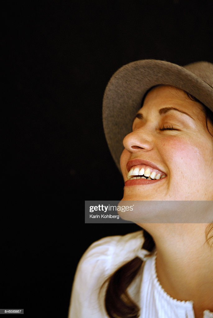 Artist Maggie Peren is photographed at a portrait session