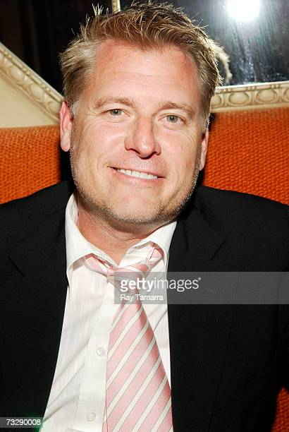 Artist manager Joe Simpson attends Atlantic Records Pre-Grammy Party at Bar Marmont February 10, 2007 in Los Angeles, California.