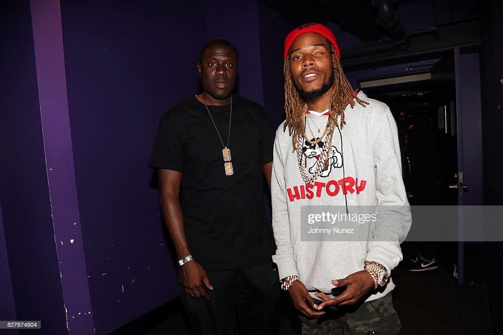 Artist manager Snake and recording artist Fetty Wap