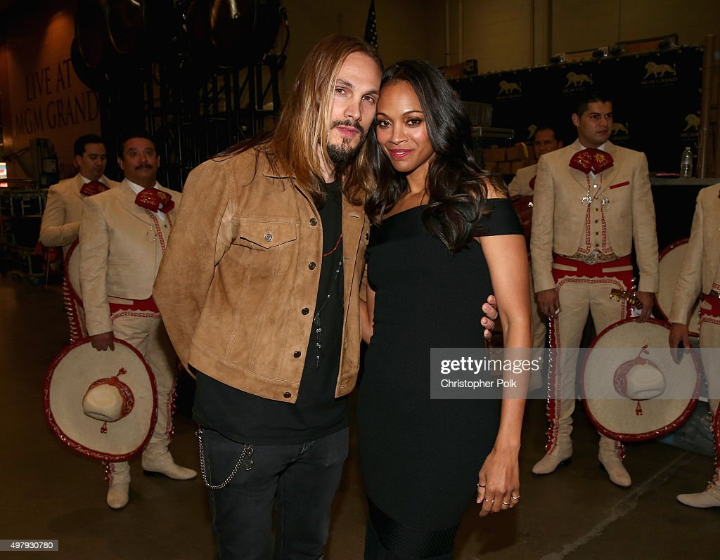 16th Latin GRAMMY Awards - Backstage And Audience : News Photo