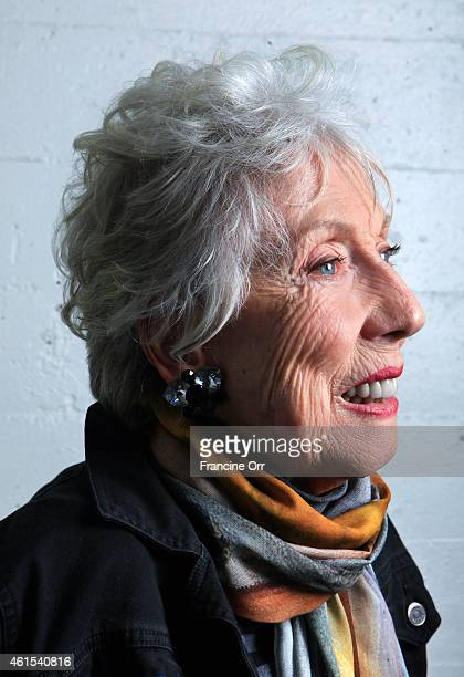Artist Margaret Keane is photographed for Los Angeles Times on December 9 2014 in Los Angeles California PUBLISHED IMAGE CREDIT MUST READ Francine...