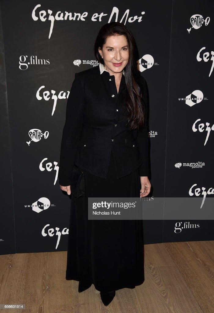 """""""Cezanne Et Moi"""" New York Premiere - Arrivals"""