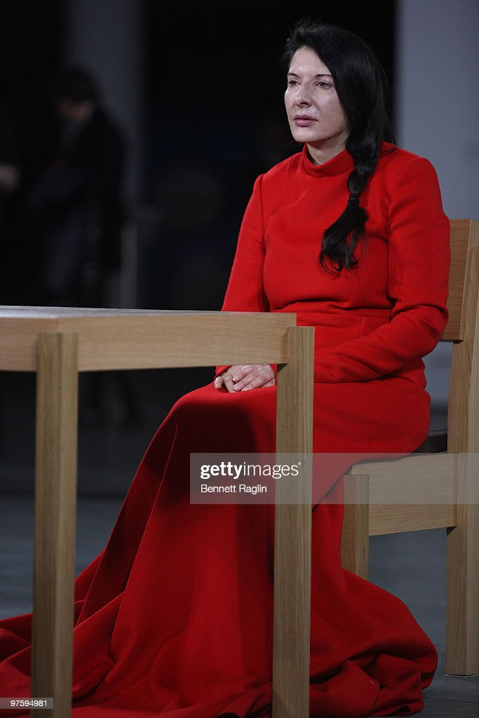 Artist marina abramovic performs during the marina abramovic the is picture id97594981 artist marina abramovic performs during the marina abramovic the artist is present exhibition thecheapjerseys Image collections