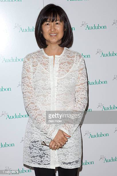 Artist Maya Lin attends the 8th annual National Audubon Society Women in Conservation luncheon at The Plaza Hotel on May 23 2011 in New York City
