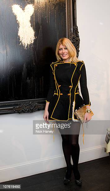 Artist Meredith Ostrom attends the Bling Bling Private View on December 15, 2010 in London, England.