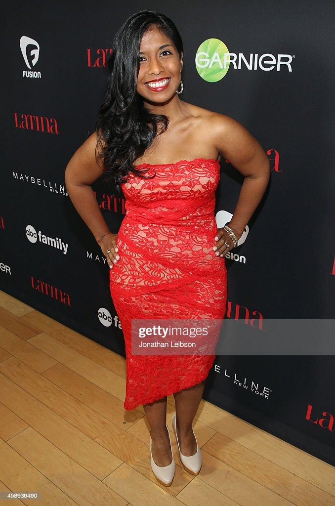 "Latina Magazine's ""30 Under 30"" Party - Red Carpet : News Photo"