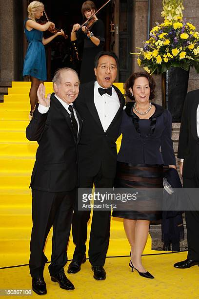 39 Yo Yo Ma Wife Pictures, Photos & Images - Getty Images