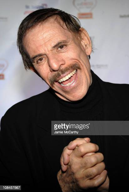 Artist Peter Max attends the 6th Annual Woman's Day Red Dress Awards at the Allen Room in Frederick P Rose Hall Jazz at Lincoln Center on February 11...