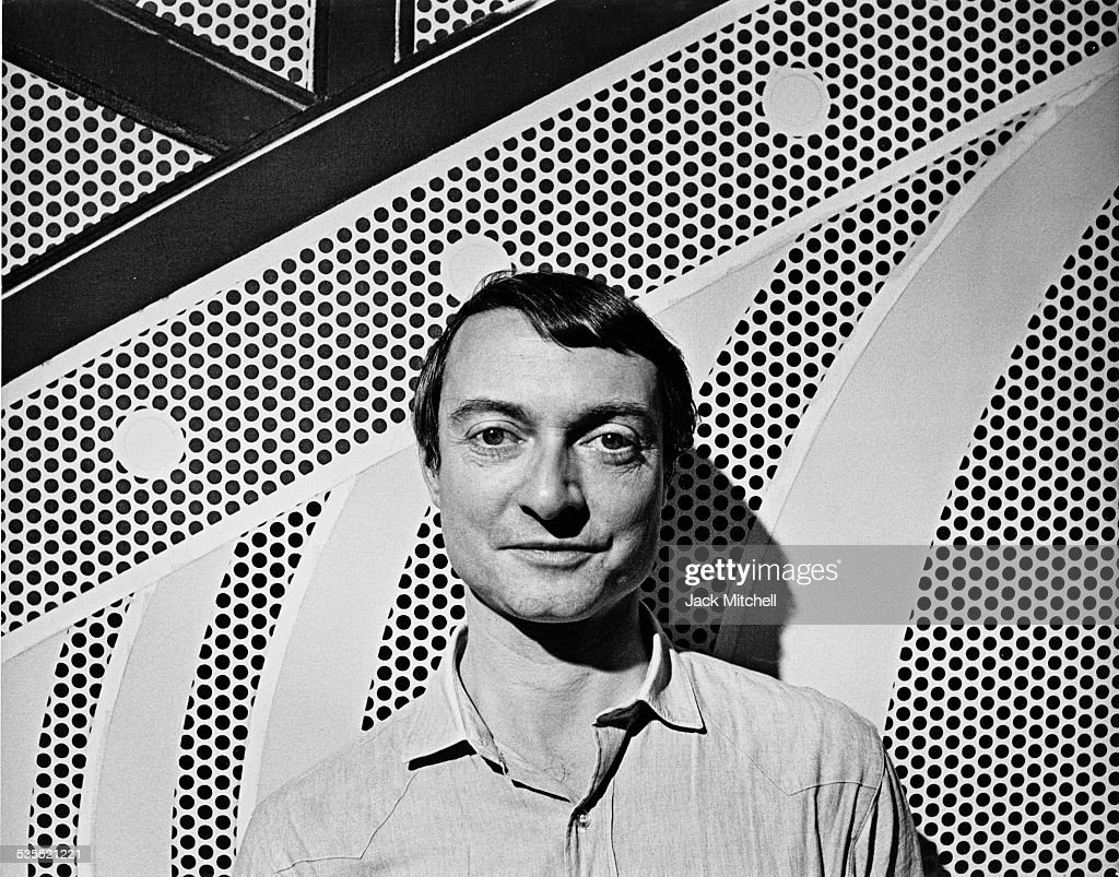 Roy Lichtenstein : News Photo