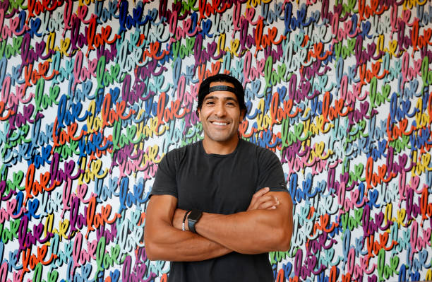 "CA: Los Angeles-Based Artist Ruben Rojas And Westfield Topanga Mall Celebrate A ""Summer Of Love"" Art Installation"