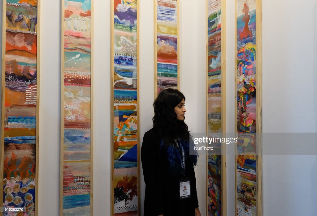 Art Fair 2018 in Delhi : News Photo