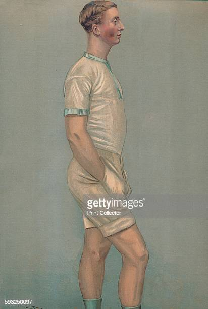 Artist Sir Leslie Matthew Ward 'CUBC' 1900 Published 29th March 1900 William Dudley Ward The President Of The Cambridge University Boat Club William...