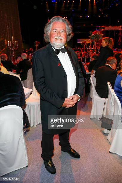 Artist Stefan Szczesny attends the aftershow party during during the 24th Opera Gala at Deutsche Oper Berlin on November 4 2017 in Berlin Germany