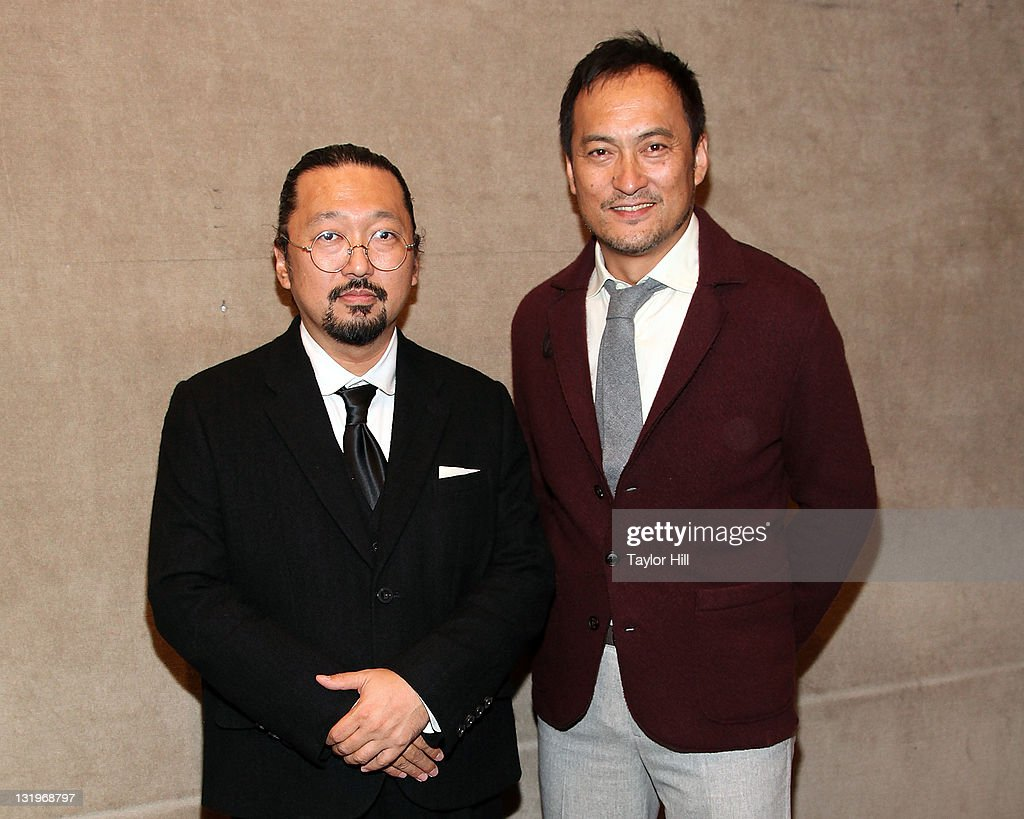 Ken Watanabe Opens The Artists For Japan Charity Auction