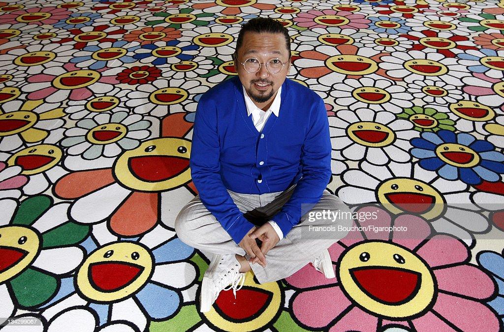 Takashi Murakami, Le Figaro Magazine, September 14, 2010